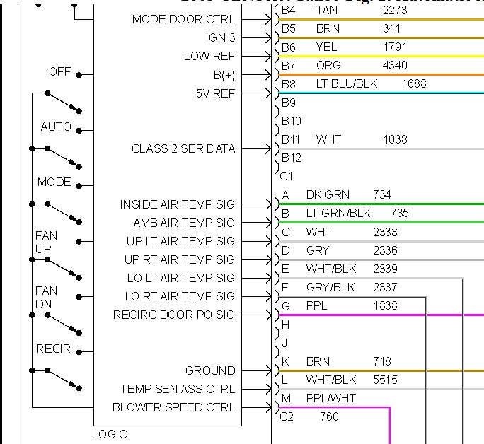Air Conditioner Wiring Diagrams: Need AC Wiring Diagram for ... on gmos-04 harness, gmos-04 pin diagram, r crew harness diagram, gmos-04 installation, gmos-04 manual, gmos-04 stereo plug, 2005 chevy silverado interior parts diagram, gmos-04 axxess work on 2001 impala, 2005 chevy trailblazer bose radio wire diagram,
