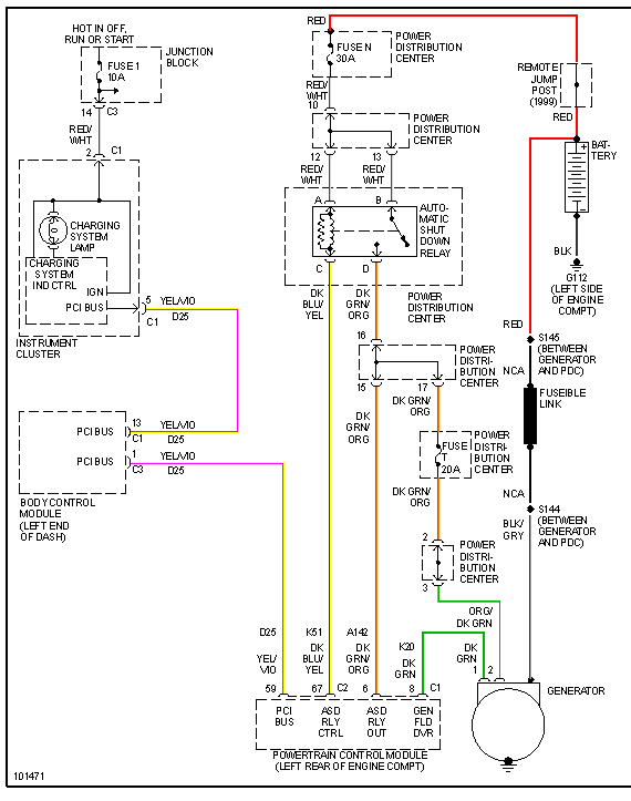 i own a 1999 chrysler concorde with a 2 7l engine my geo storm wiring diagram 1999 chrysler concorde wiring diagram #7