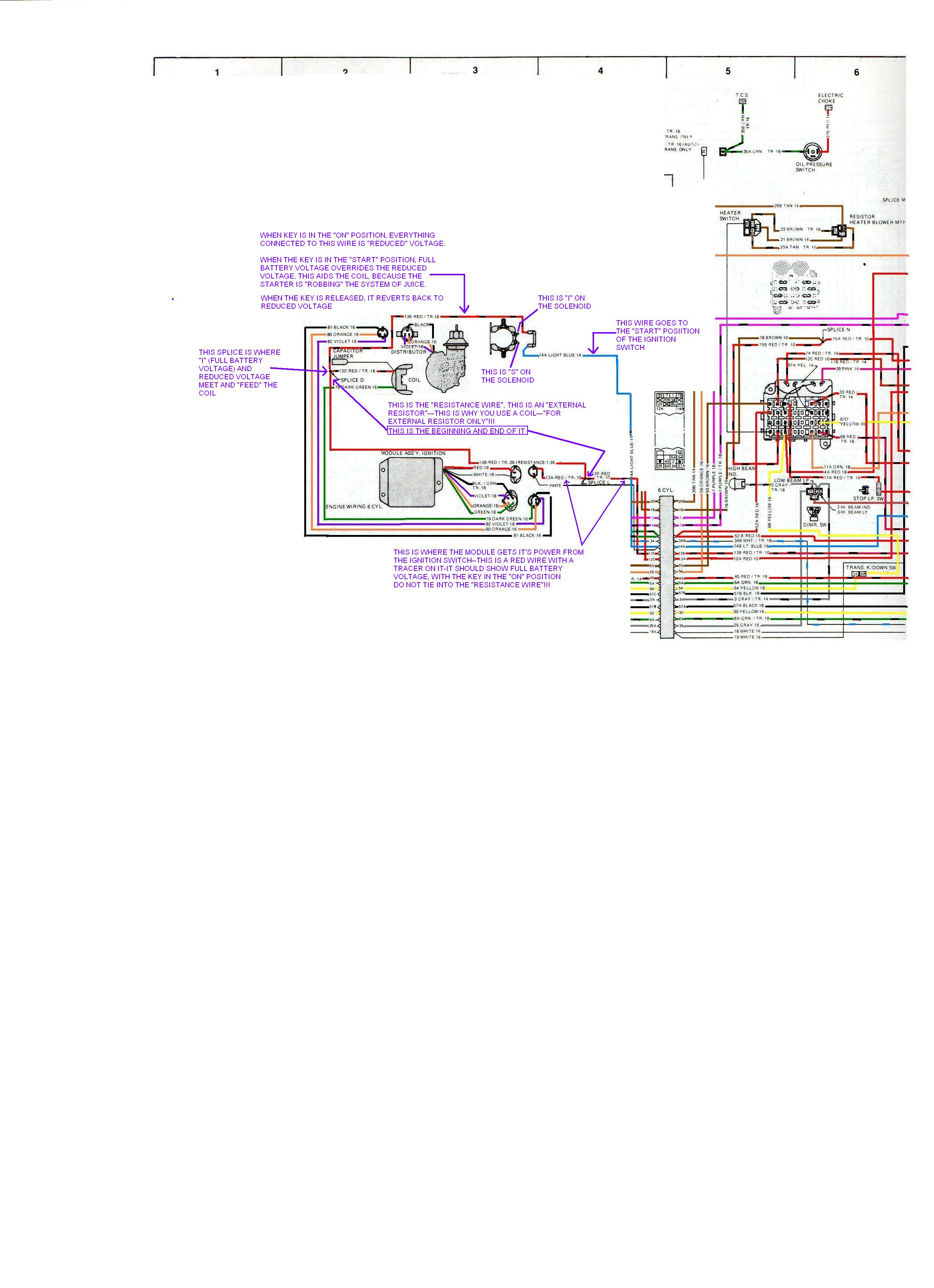 Module Wiring Diagram As Well Amc Ignition Module Wiring Diagram