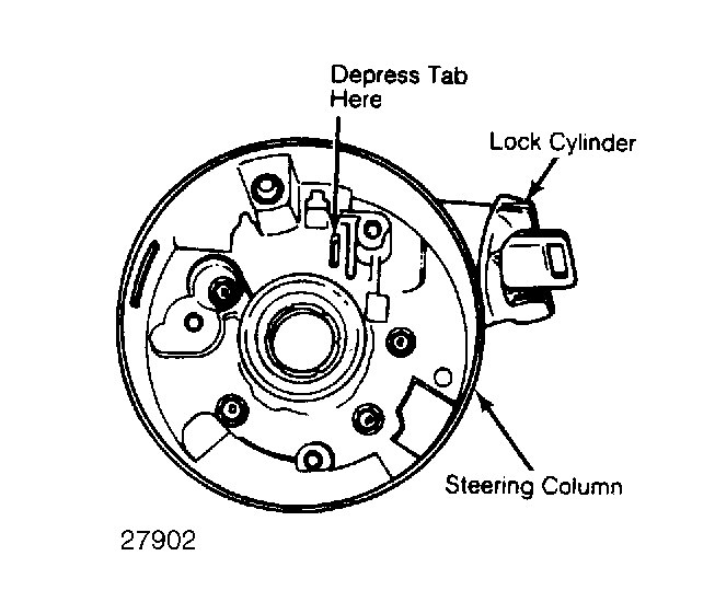 How To Install Repair Replace Ignition Key Lock Cylinder Thanks