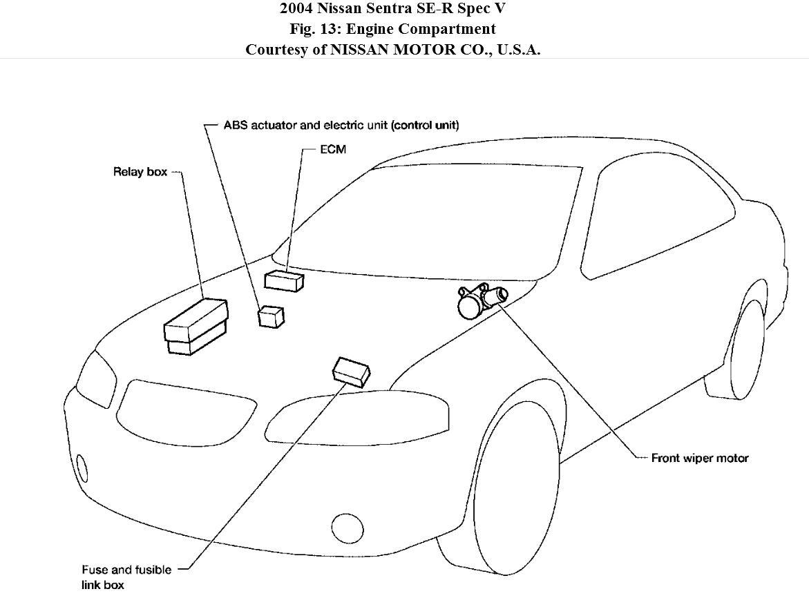 95 bronco fuse diagram  | 994 x 649