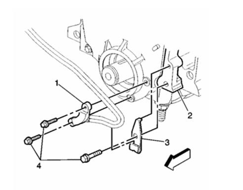 1998 Buick Skylark Crankshaft Position Sensor Where Is The