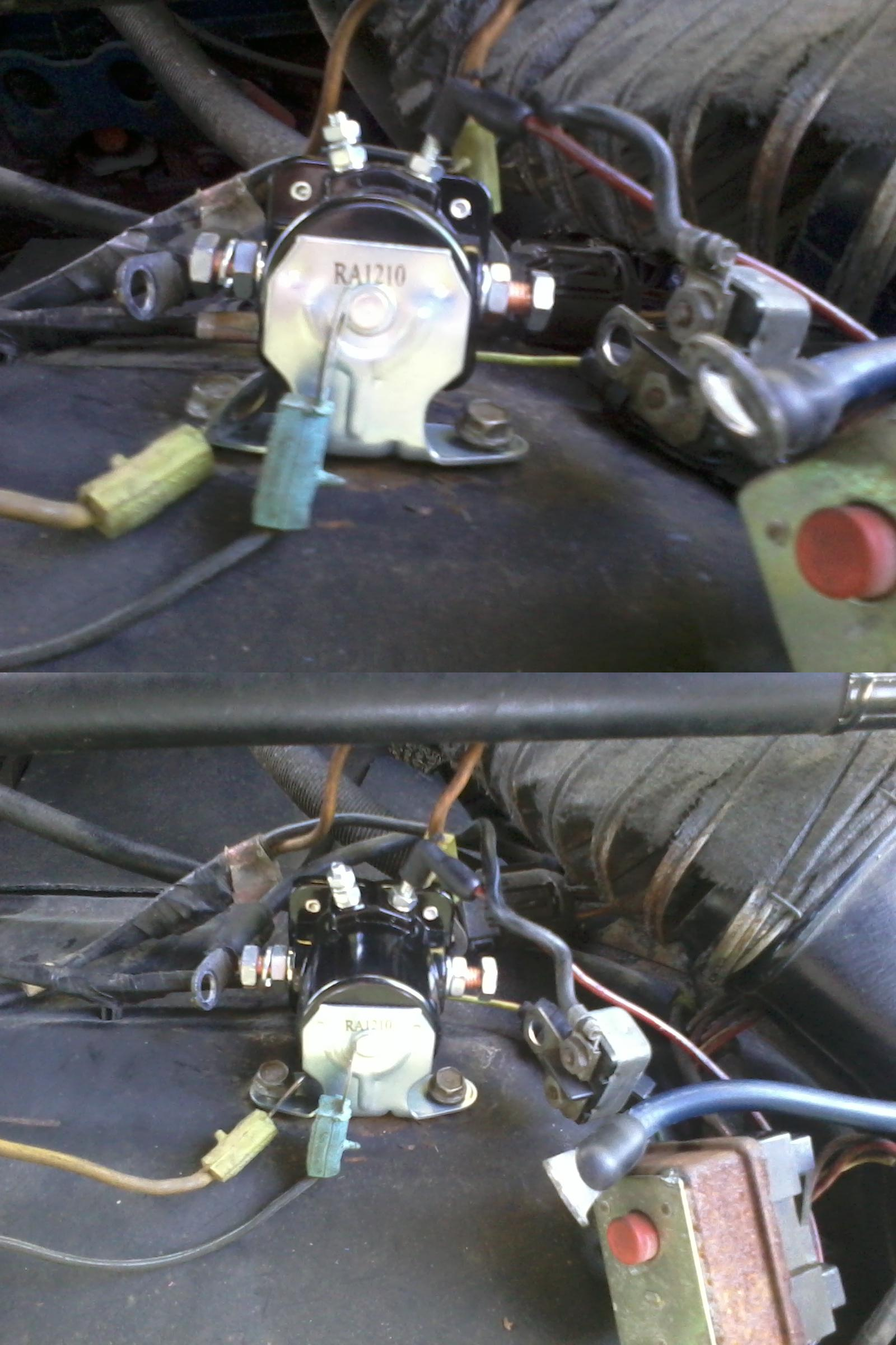 1970 Ford Torino Starter Solenoid Wiring Custom Diagram 1969 Problems On 74 Gran Elite Rh 2carpros Com Headlighy Switch Mustang Electronic Ignition