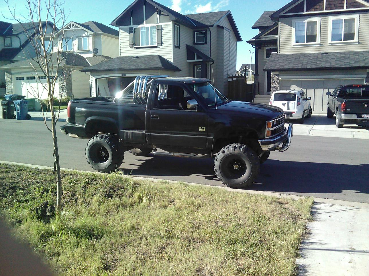 All Chevy 1989 chevy : 1989 Chevy Stepside 4x4: I Have a 1989 Chevy Stepdside 4x4 . the ...