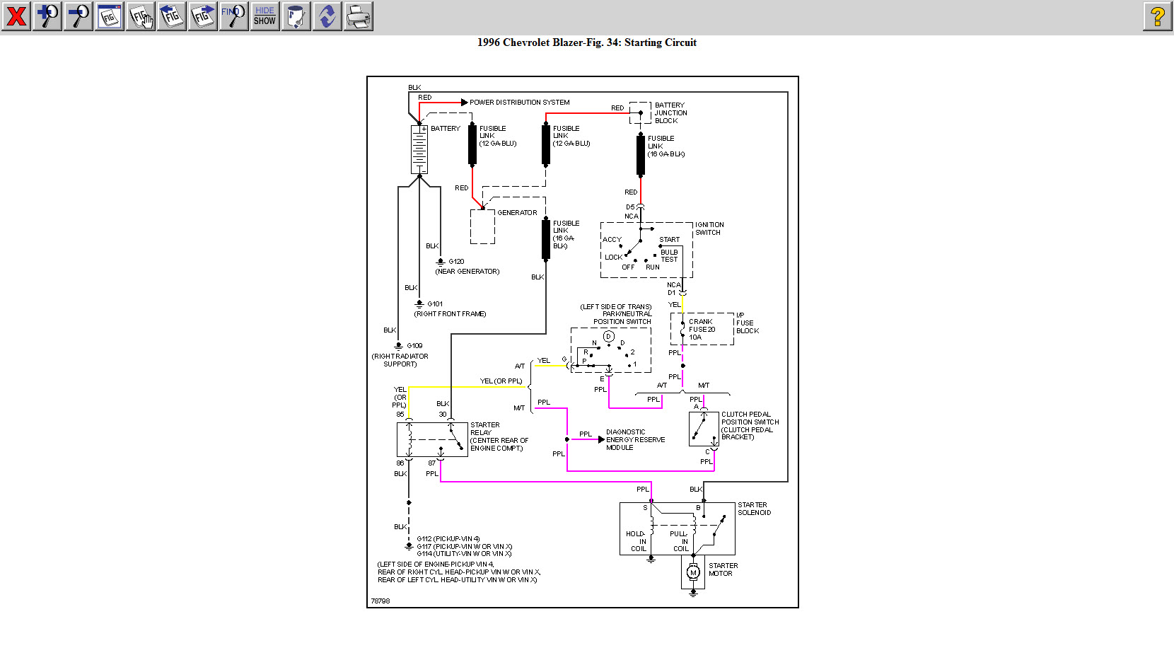 2009 Hummer H3 Fuse Box Diagram Auto Wiring Diagram