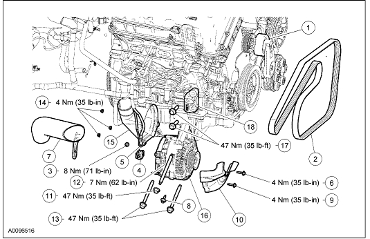 Replacing Alternator I Need To Have The Replaced On My Rh 2carpros 2004 Mercury Mountaineer Engine Diagram 03 Ac: Mercury Mountaineer 2005 2010 Engine Diagram At Freddryer.co