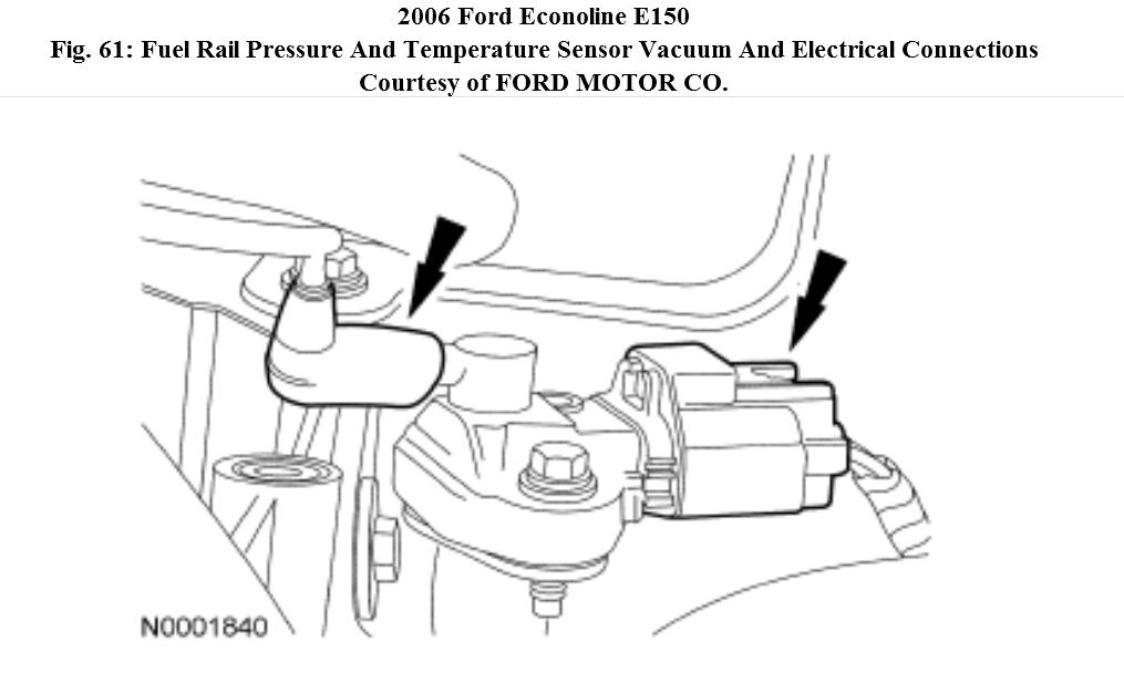 Lack Of Acceleration My Ford E150 Engine Was Washed And Page 5