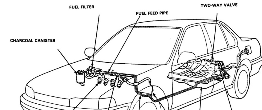can you show me a diagram of the firing order, distributor and Honda Civic Fuel Filter Location 99 Accord Fuel Filter Location 2001 honda accord fuel filter location