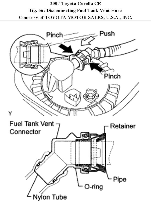 2006 scion tc fuel filter location tc wiring harness diagram images
