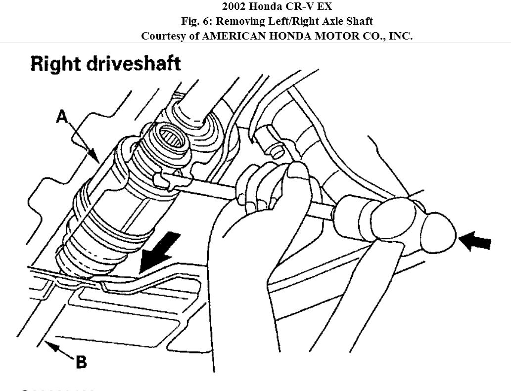 2003 honda civic ex suspension diagram