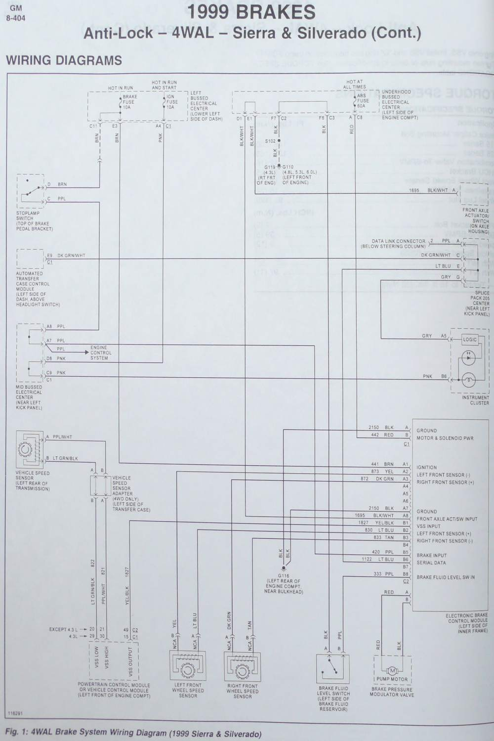 Kelsey Hayes Abs Wiring Schematic Online Schematics Diagram Need For 325 To Troubleshoot An Relay 2000 1500 Chevy