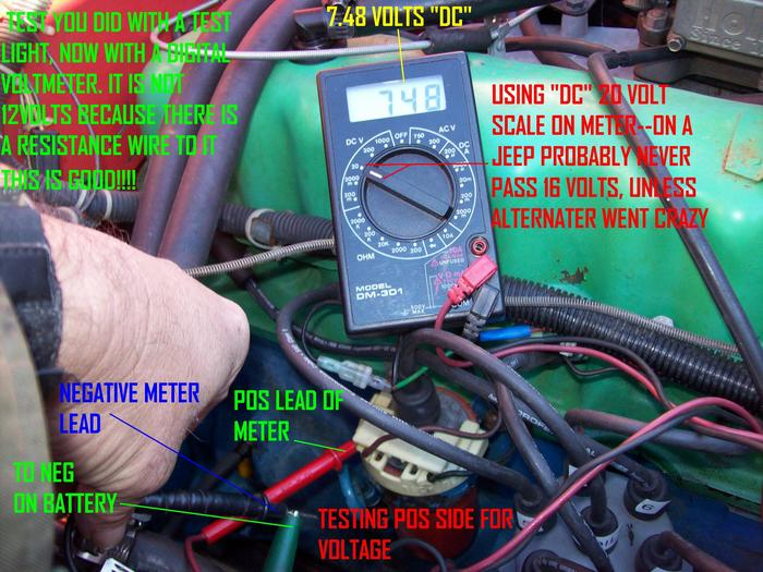 willys ignition wiring diagram need help getting my jeep started dont know where to  need help getting my jeep started dont know where to