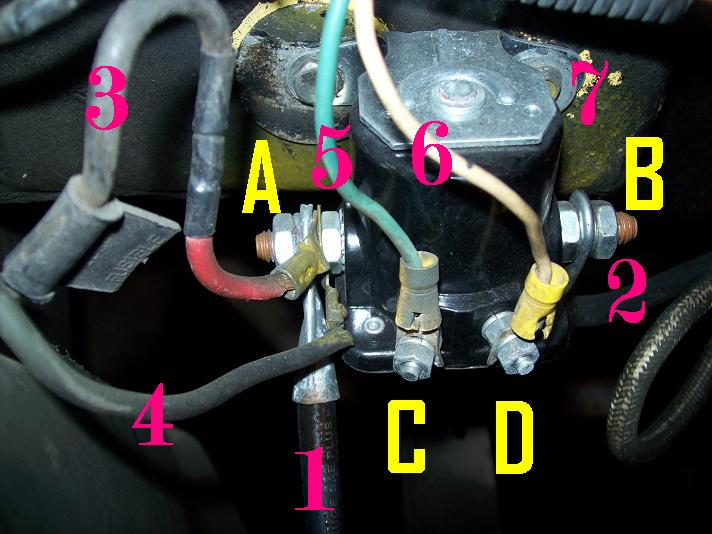 original need help getting my jeep started dont know where to start on the 81 cj5 wiring harness at webbmarketing.co