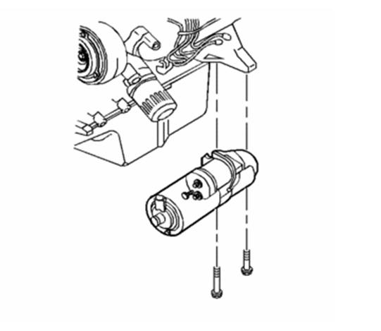 1999 chevy lumina starter location - wiring diagrams image free