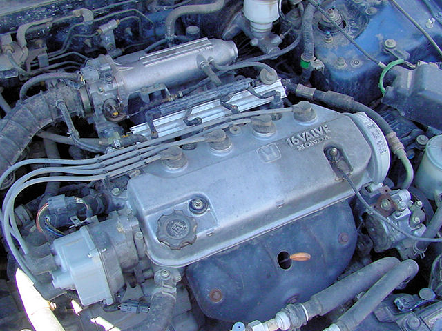 I Have a 1994 Honda Civic Ex That Had An Engine Swap and ...