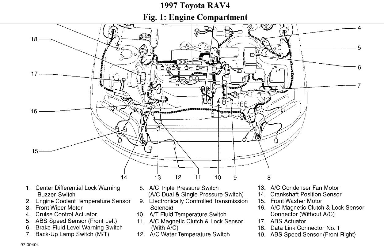 Rav4 Aircon Wiring Diagram Diagrams Cooling Fan On Basic Alternator Ac Simple Toyota Radiator Isnt Working