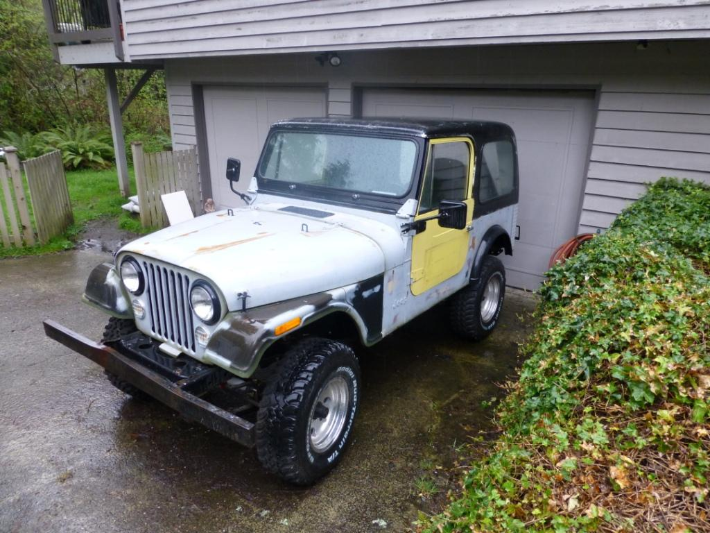 Problem Cj 7 Sat For Years Started Up Then Died After About A Choke Wiring Jeep Thumb