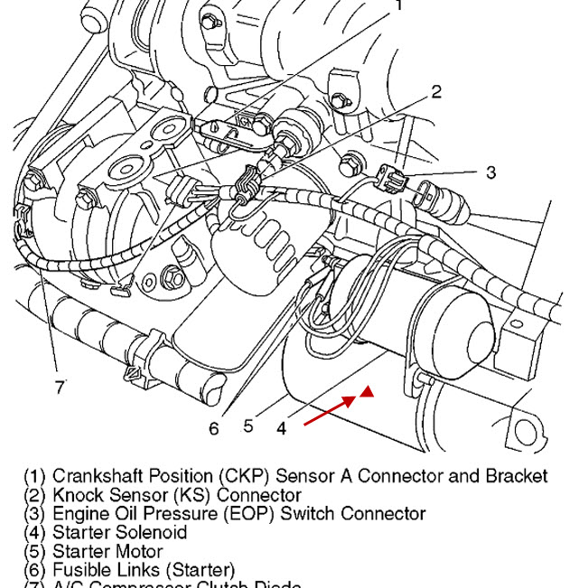 engine wont crank hi i am working on buick rendezvous 2007 rh 2carpros com 2002 Buick Rendezvous Parts Diagram 2003 Buick Rendezvous Coil Pack Diagram