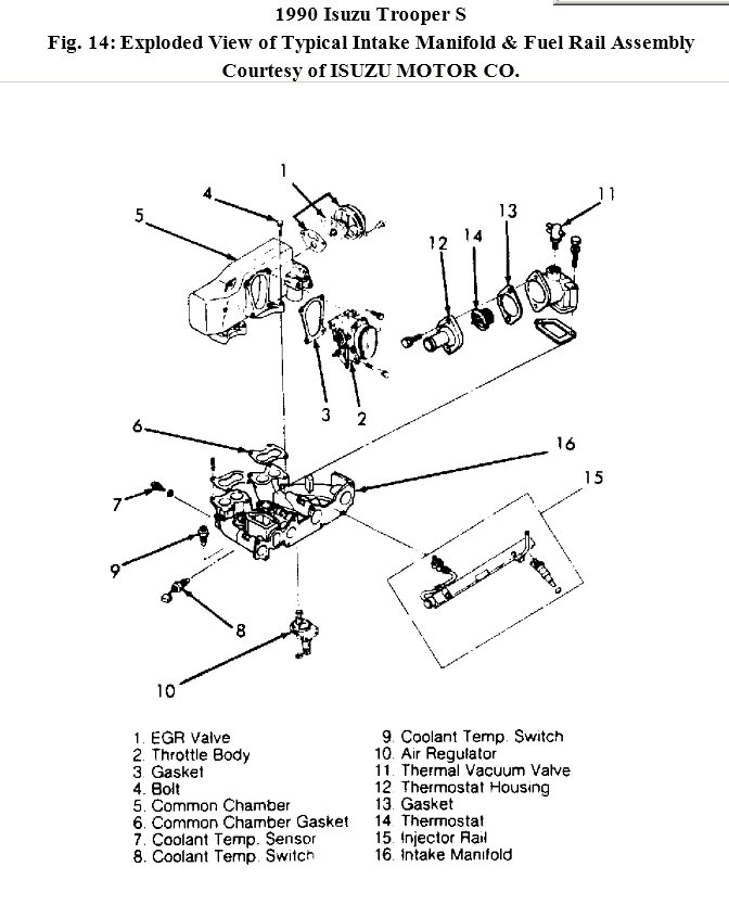 can you email me a diagram for the entire injector harness