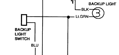 Tail Light Wiring Can I Get A Tail Light Wiring Schematic Please