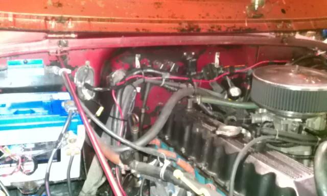 Duraspark Conversion Wiring