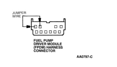 Ford Mustang Fuel Pump Wiring Harness | Wiring Diagram on