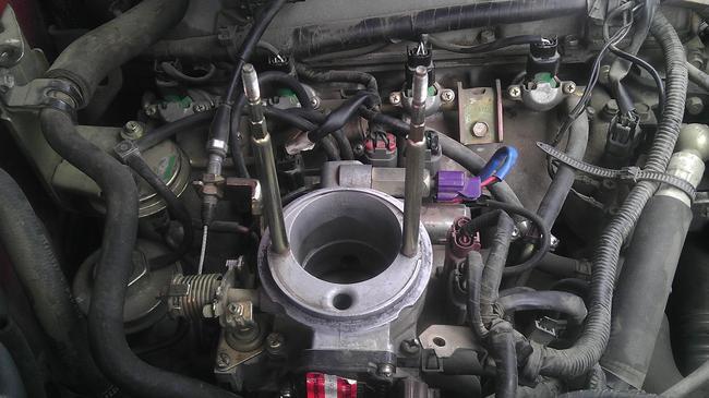 1997 nissan pick up egr valve location nissan pathfinder