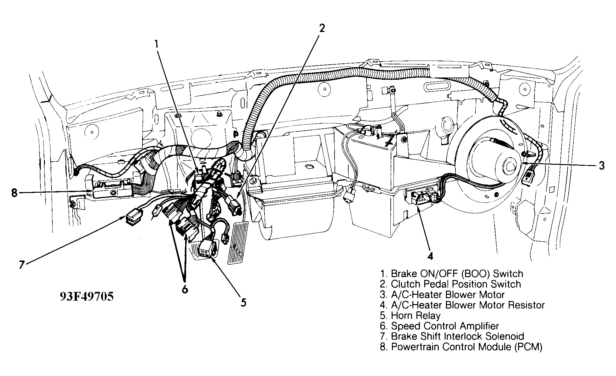1991 2 3l Ford Engine Diagram