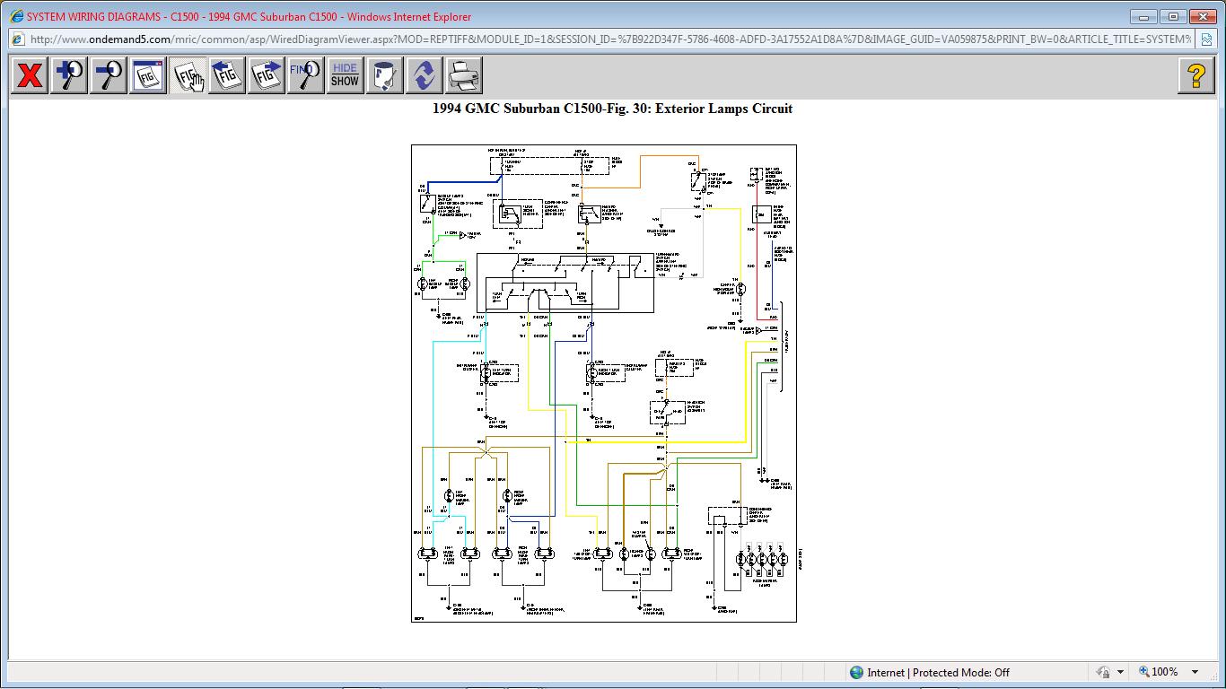 Thumb  sc 1 st  2CarPros : third brake light wiring diagram - yogabreezes.com