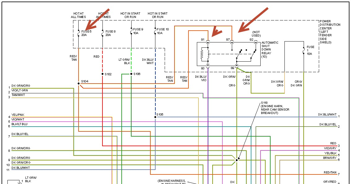 fancy dodge stratus wiring diagram manual gallery
