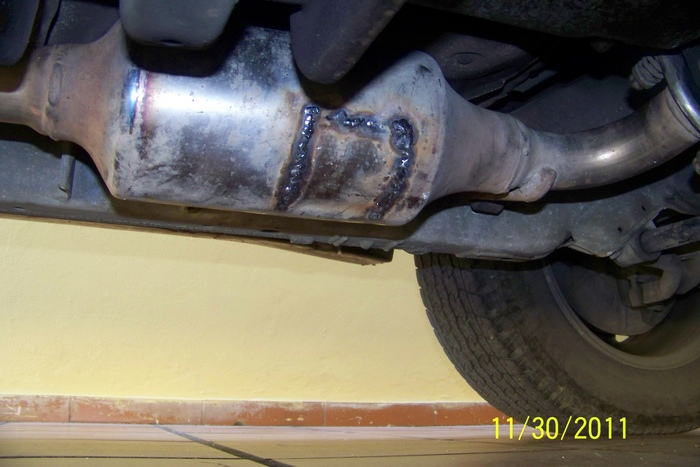 How To Replace Catalytic Converter >> Lack of Power, Limp Mode, Solenoid Valve