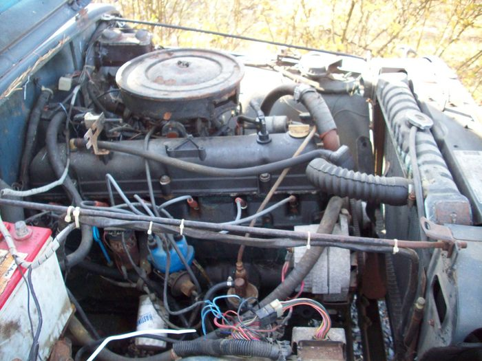 ignition problem, no spark to the distributor cap? 83 jeep cj7 engine wiring diagram #15