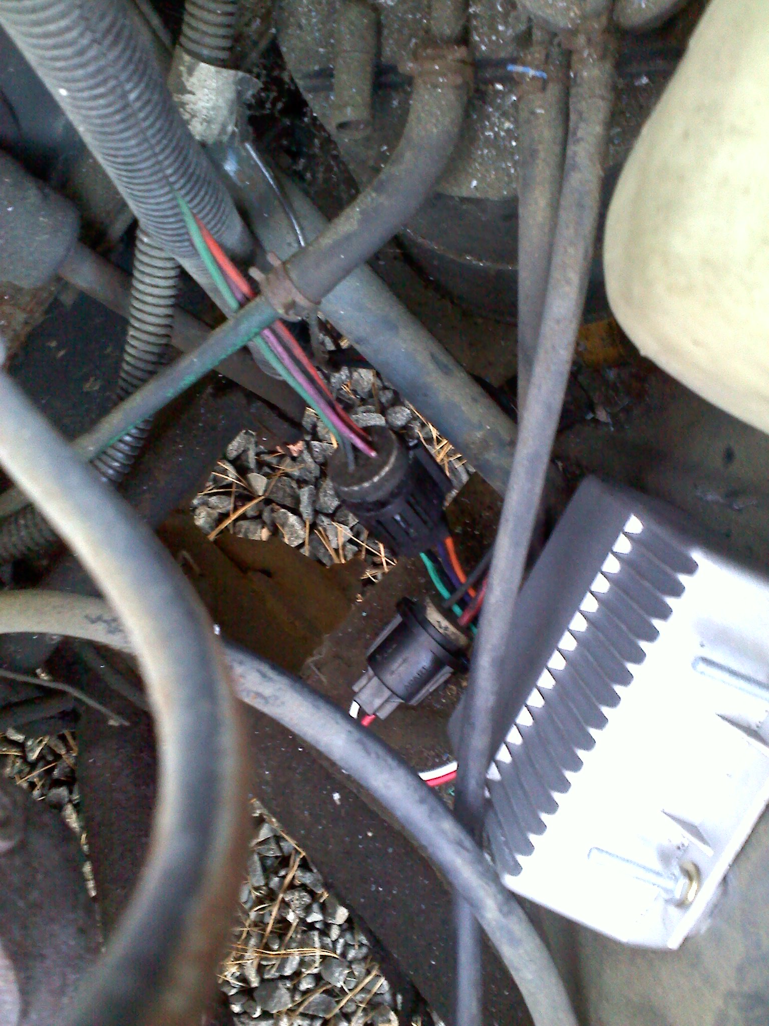 Ignition Problem No Spark To The Distributor Cap 1976 Jeep Cj7 Switch Wiring Thumb