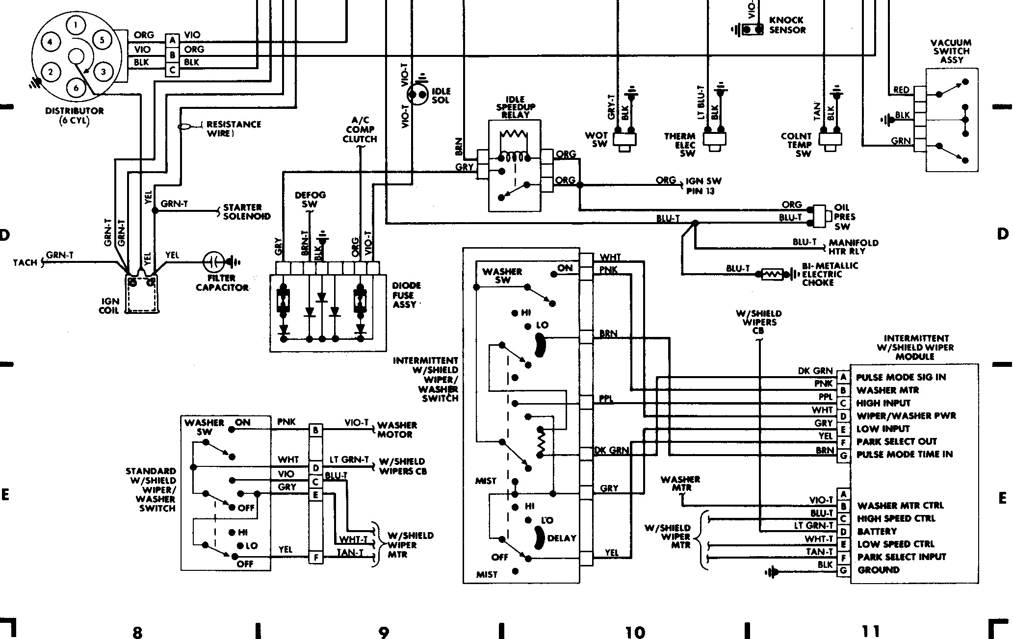 runs then shuts off as soon as it gets to operating temp      page 2