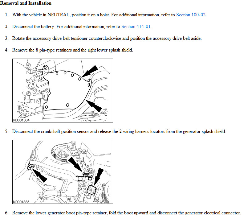 How to Replace the Alternator: I've Found Few Helpful ...  Pin Alternator Wiring Diagram Ford on ford truck wiring diagrams, ford 6g alternator wiring, ford charging system diagrams, alternator parts diagram, ford alternator system, ford 3 wire alternator diagram, ford alternator pinout, ford g3 alternator, ford alternator wiring hook up, ford 1 wire alternator wiring, ford 6.0 alternator, ford alternator regulator diagram, ford 1-wire alternator conversion, ford truck alternator diagram, ford 3g alternator wiring, ford alternator identification, ford alternator connections, ford alternator wiring harness, ford starter relay, ford voltage regulator,