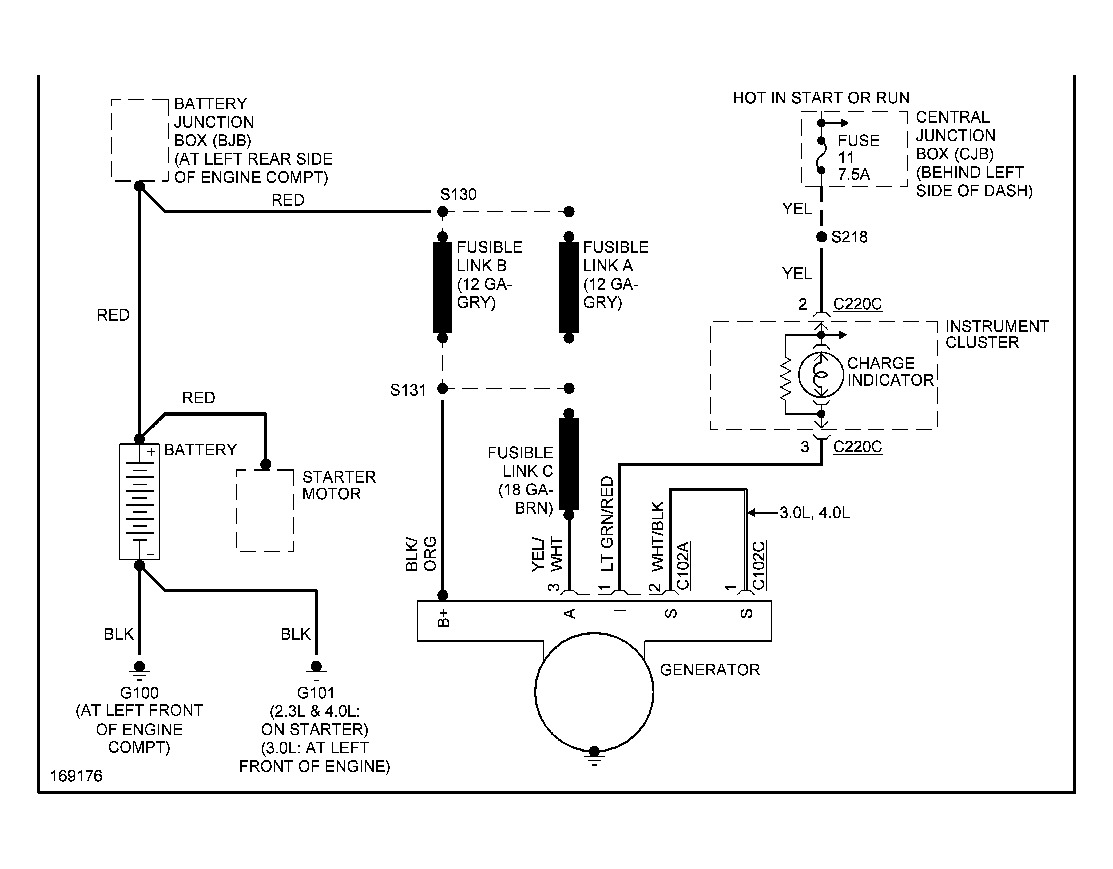 2003 Ford Ranger Alternator Not Charging: I Replaced the ...  Ford Ranger Wiring Schematic on 2002 ford explorer sport trac wiring schematic, 2003 ford ranger neutral safety switch, 1999 ford windstar wiring schematic, 2010 ford flex wiring schematic, 2010 ford fusion wiring schematic, 2004 ford excursion wiring schematic, 2000 ford mustang wiring schematic, 2003 ford ranger battery, 1998 ford windstar wiring schematic, 2007 ford taurus wiring schematic, 2001 ford mustang wiring schematic, 2008 ford f-150 wiring schematic, 1979 ford f150 wiring schematic, 2003 ford ranger electrical, 2002 ford f-250 wiring schematic, 2003 ford ranger steering, 2003 ford ranger horn relay, 2003 ford ranger gauges, 2003 ford ranger brake light, 2003 ford ranger fuel pump relay,