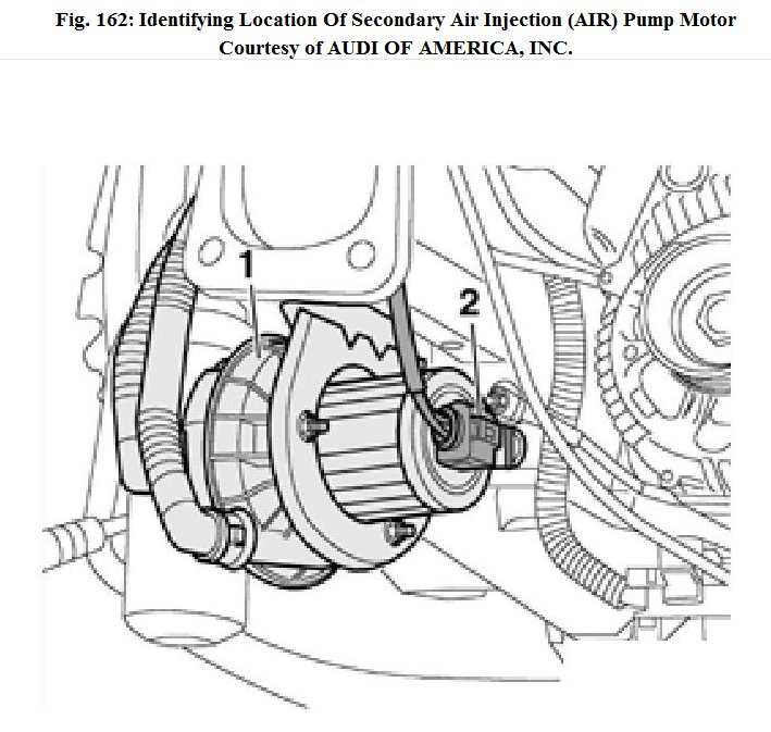 Original on 2009 Audi A4 Fuse Diagram