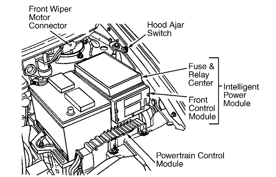 Original on Silverado Fuse Diagram