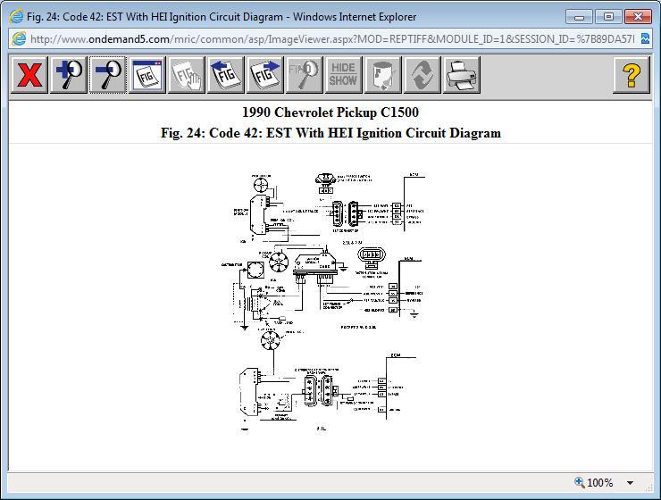 1988 Chevy Silverado Code 42: Computer Problem 1988 Chevy ... on