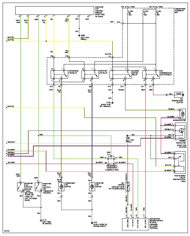 99 Honda Accord Wiring Diagram - 97 Civic Wiring Diagram for Wiring Diagram  Schematics | 99 Honda Accord Wiring Diagram |  | Wiring Diagram Schematics