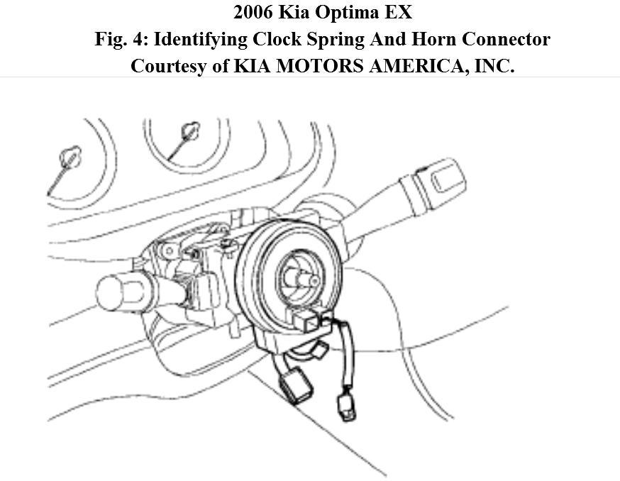 2006 KIA Optima Ignition Switch Removal And Replacement Geo Metro Diagram Of On: KIA Ignition Wiring Diagram At Hrqsolutions.co
