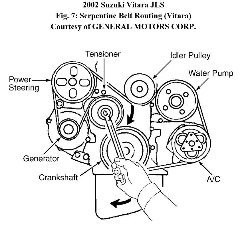 2001 suzuki engine diagram 3 8 buick engine parts diagram