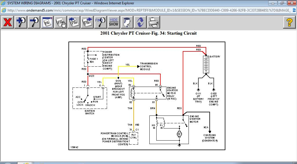 pt cruiser ignition wiring data wiring diagram update expedition starter wiring diagram pt cruiser will not spin over with key pt cruiser miles per gallon pt cruiser ignition wiring