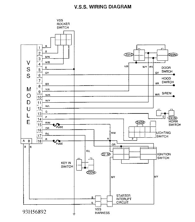 Thumb: Wiring Diagram For 93 Nissan Pathfinder At Hrqsolutions.co