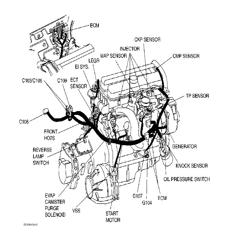 2006 Suzuki Forenza Engine Diagram Wiring Diagrams Image