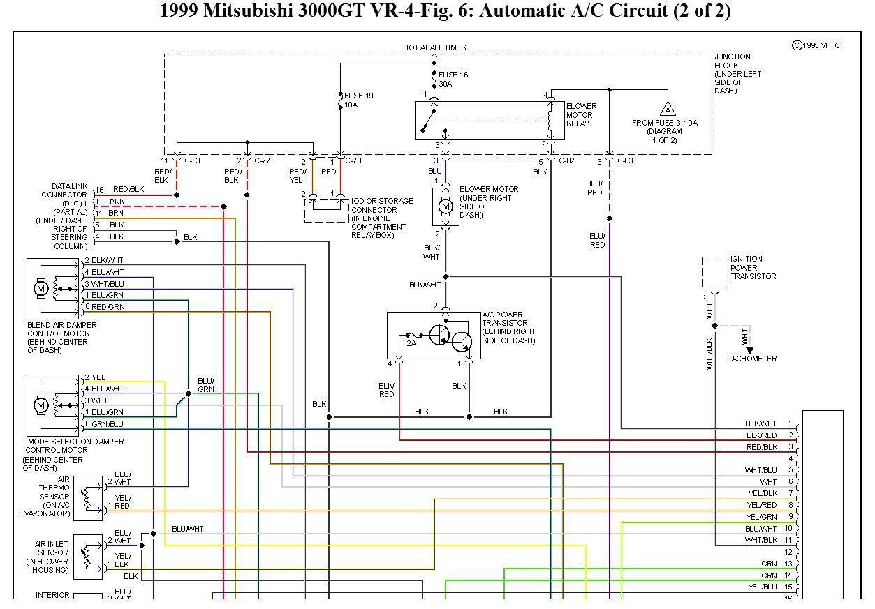 1999 3000gt wiring diagram 3000gt wiring diagram