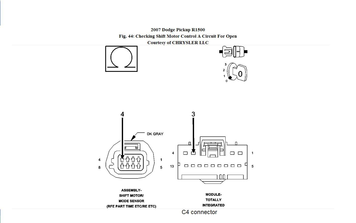 Original on Dodge Ram 1500 Electrical Diagrams