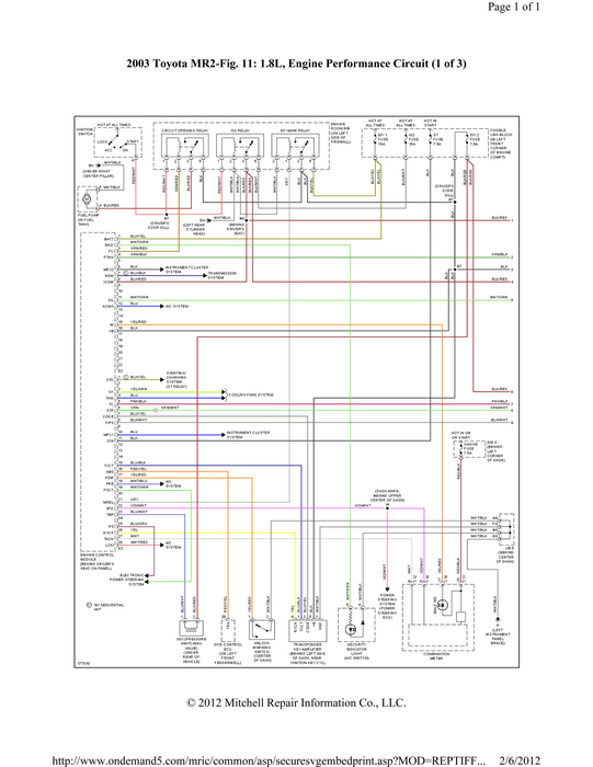 large engine management wiring diagram,or ecu pinout toyota highlander ecu wiring diagram at reclaimingppi.co