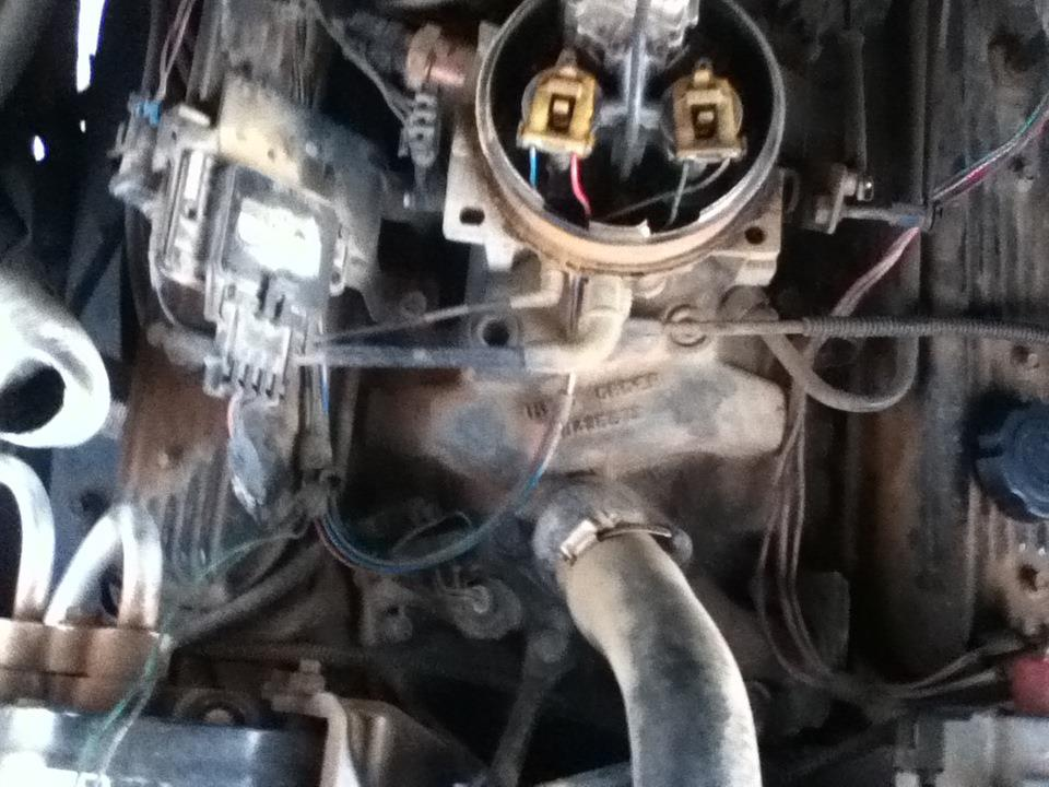 What Is Causing This Bogging Down?: I Have a 1990 Chevy Suburban