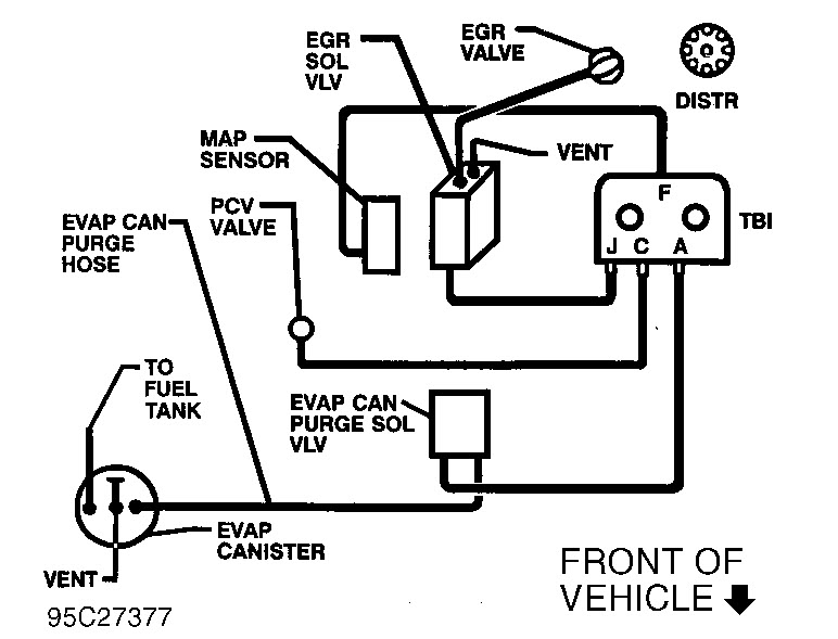1990 chevy silverado vacuum diagram 1990 chevy 1500 vacuum diagram
